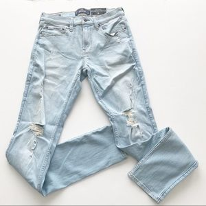 Men's Hollister Jeans NEW Stacked Skinny 31 32